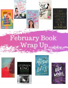 2021 February books